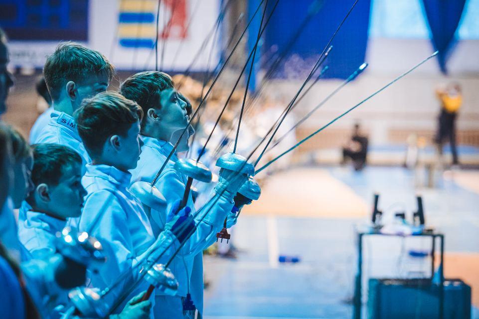 ЛМ 2021 Ужгород: Київські шпажисти здобули половину всіх нагород турніру