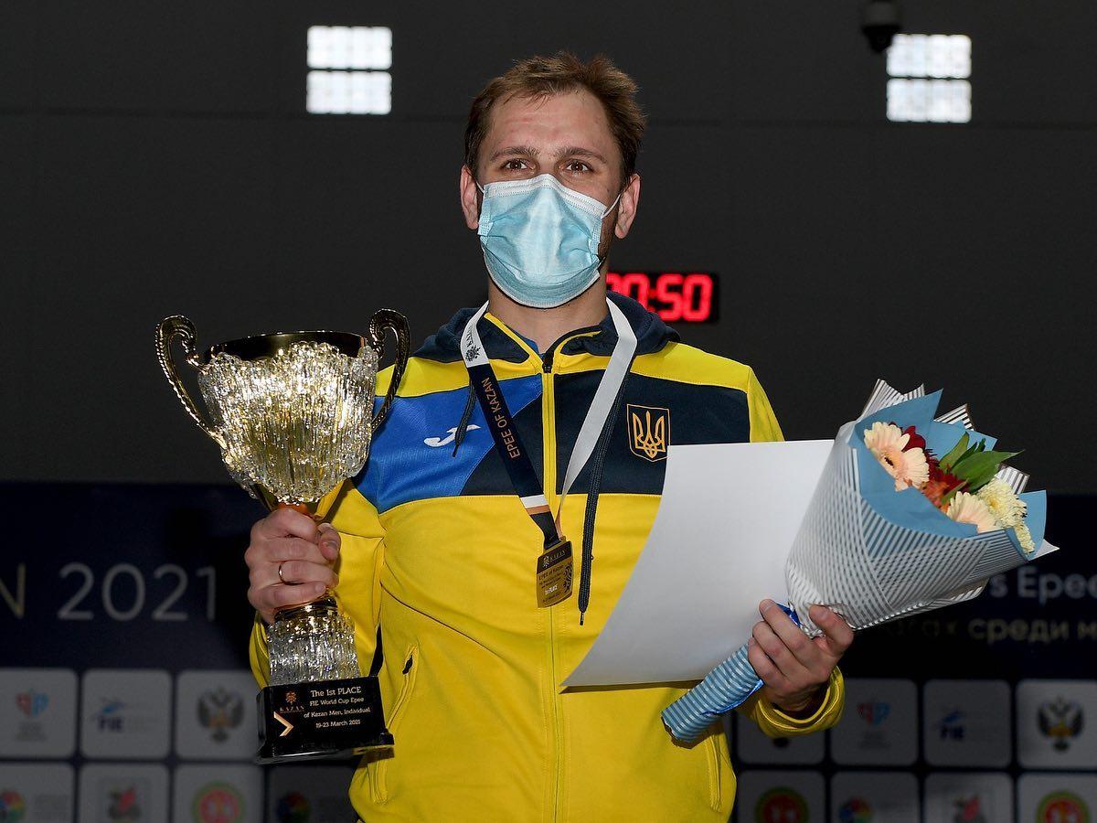 КС 2021: Рейзлін вдруге виграє золото Кубка світу