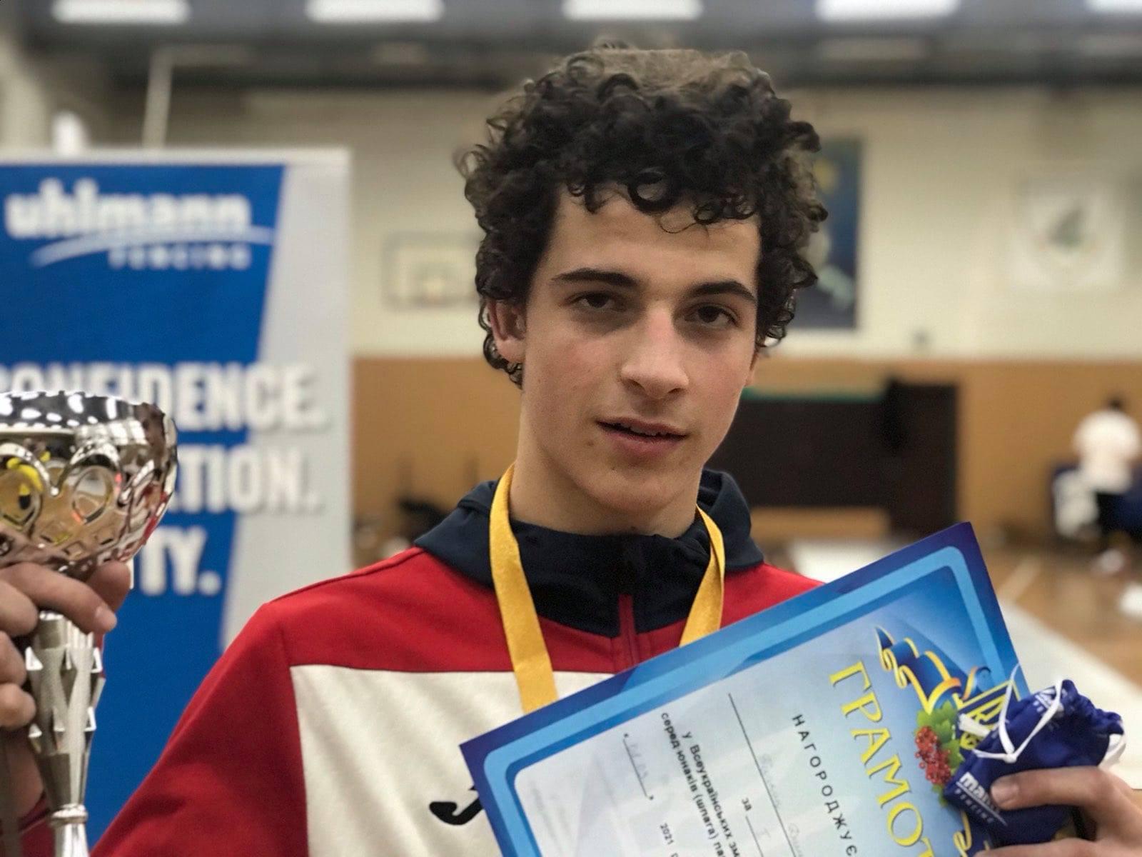 ВТ 2021 Київ: Плаксін виграє турнір Колчинського