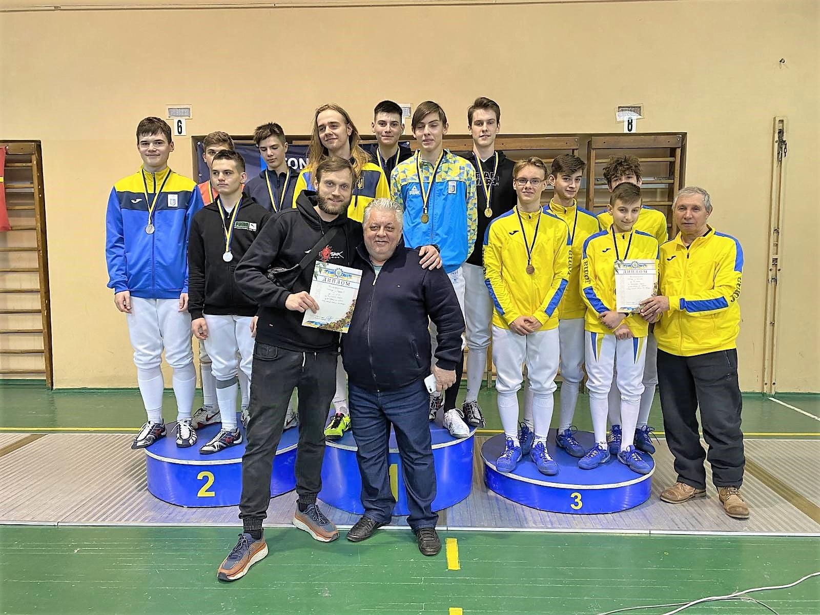 ЧУ 2021 Харків: Золоті шаблі одеських кадетів