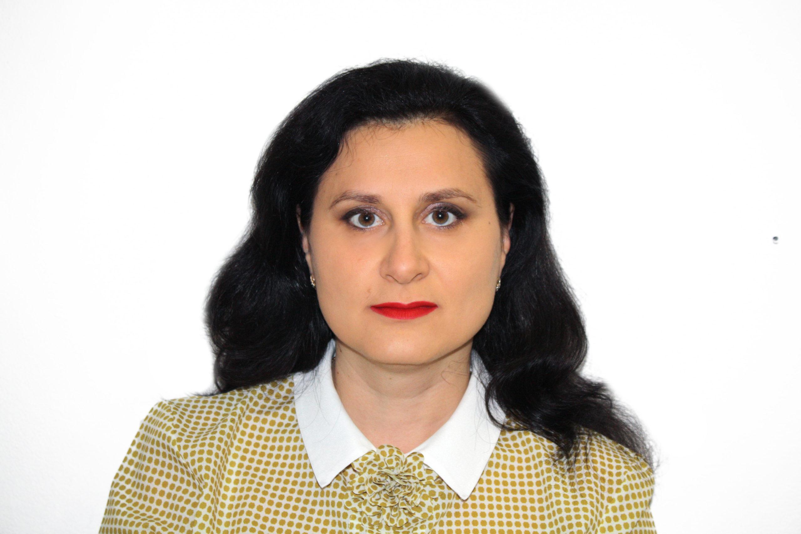 Шевчук Олена Миколаївна