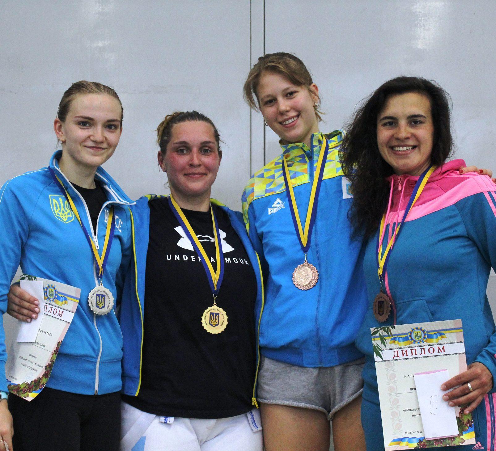 ЧУ 2021 Київ: Ксенія Пантелеєва повертає звання чемпіонки України