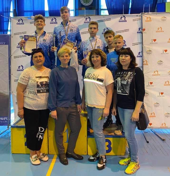 ВТ 2021 Ужгород: «Золото» турніру Герея їде в Миколаїв