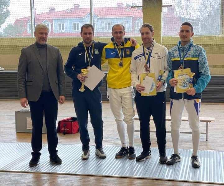 ЕКУ Київ 2021: Рейзлін бере реванш і виграє турнір пам'яті Величка