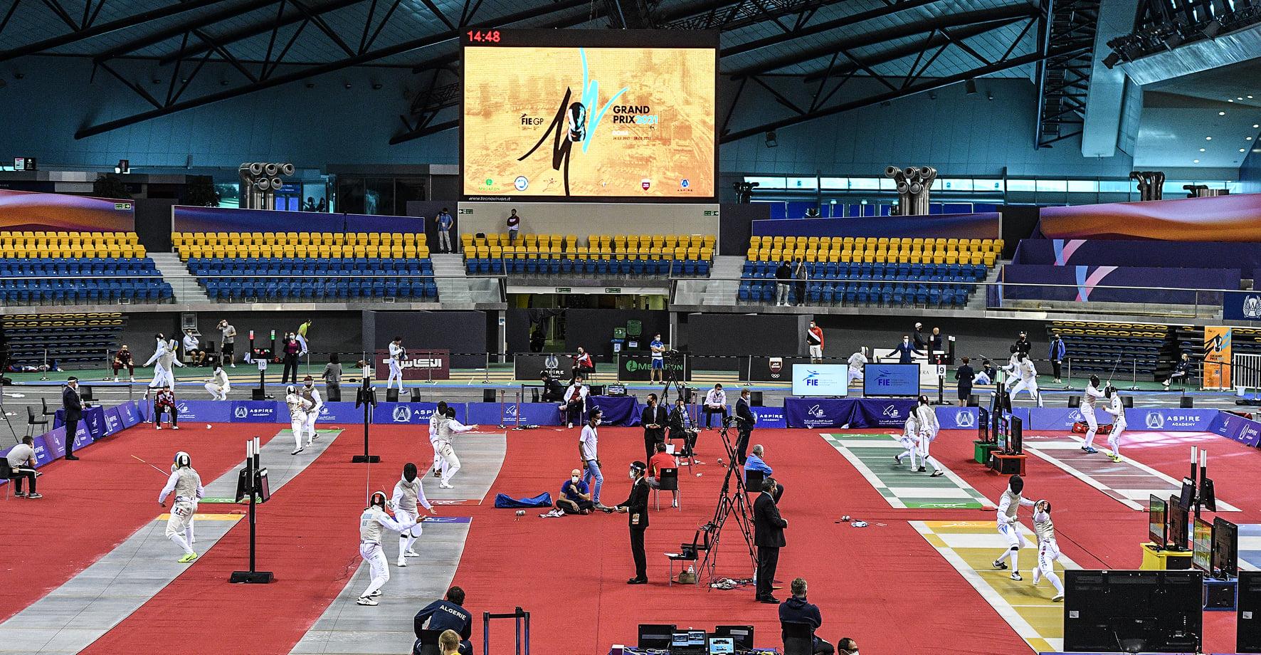 ГП 2021 Доха: 16-річна Крістіна Петрова - краща серед українців на Гран-прі у Катарі