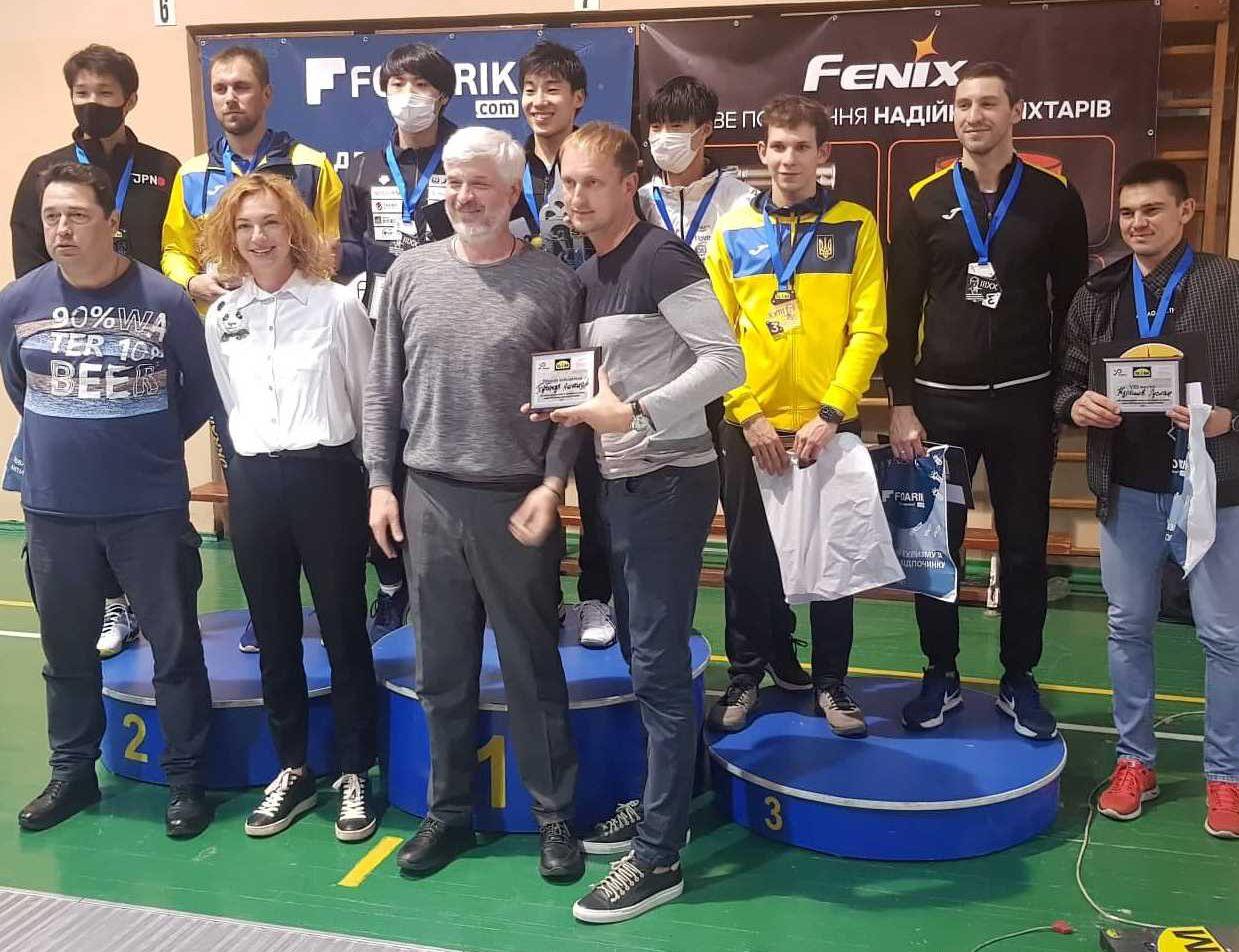 ЕКУ 2021 Харків: Влада Харькова і Кокі Кано - переможці Турніру Авербаха